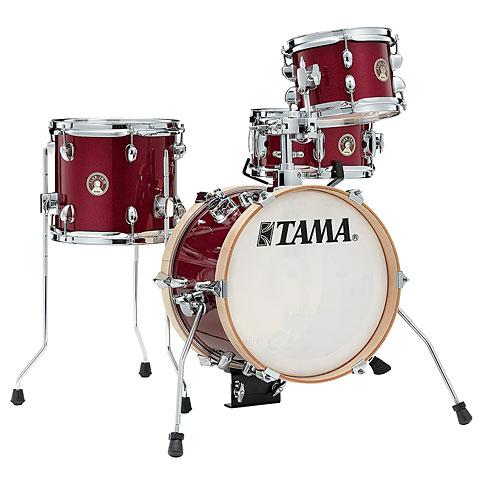 "Schlagzeug Tama Club Jam Flyer 14"" Candy Apple Mist Shellset"