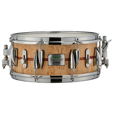 Snare Drum Sonor Benny Greb Signature Beech Snare 2.0