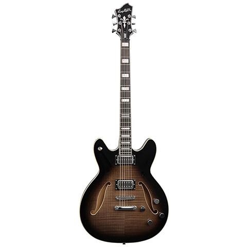 Hagstrom Viking Deluxe Baritone CBK « E-Gitarre