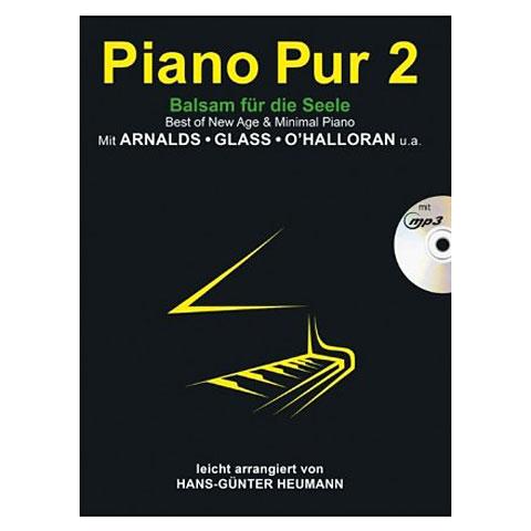 Libro de partituras Bosworth Piano Pur 2 - Balsam für die Seele