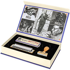 Hohner Sonny Terry Heritage Edition C