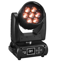 Futurelight EYE-7 HCL Zoom LED Moving Head Wash « Cabezas móviles