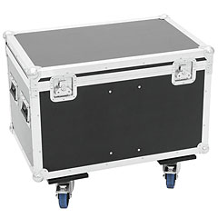 Roadinger Flightcase 4x EYE-7 RGBW Zoom « Verlichtingkoffer
