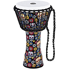 "Meinl Medium Rope Tuned 10"" Travel Series Djembe « Djembe"