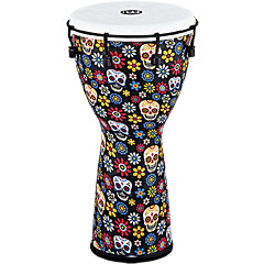"Meinl Alpine Series 10"" Djembe Day Of The Dead Finish"