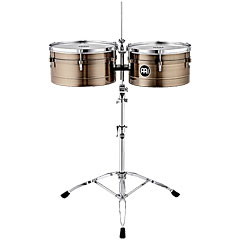 Meinl Artist Amadito Valdés Signature Antique Bronze Timbales « Timbales