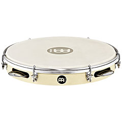 "Meinl 10"" Traditional Wood Pandeiro Steel Jingles « Pandeiro"