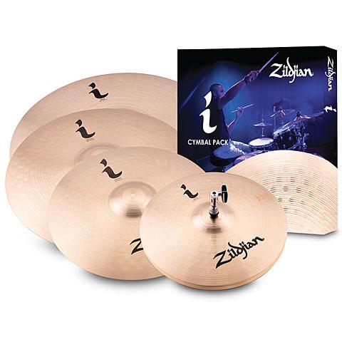 Becken-Set Zildjian i Family Pro Gig Cymbal Pack