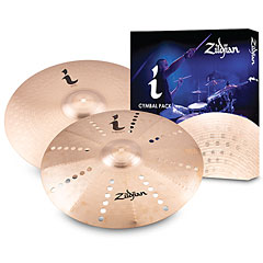 Zildjian i Family Expression Cymbal Pack 2 « Becken-Set
