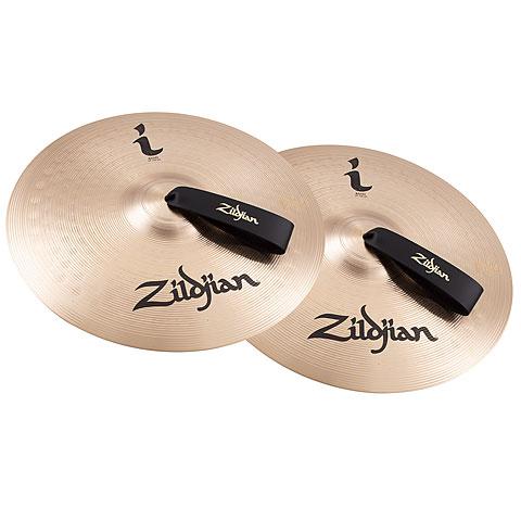 """Cymbale de fanfare Zildjian i Family Band 14"""" Pair"""