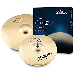 Zildjian Planet Z Launch Pack « Sets de platos