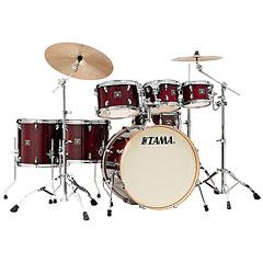 Tama Superstar Classic Exotix 7pc. Gloss Garnet Lacebark Pine « Schlagzeug