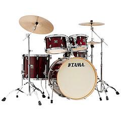 Tama Superstar Classic Exotix 5pc. Gloss Garnet Lacebark Pine « Schlagzeug