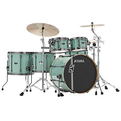 "Tama Superstar Custom Hyper Drive 22"" Seafoam Green « Batterie acoustique"