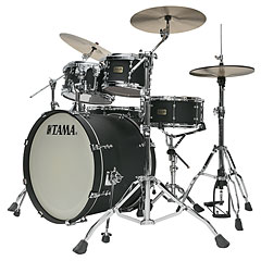 "Tama S.L.P. 22"" Flat Black Dynamic Kapur 4 Pcs. Shell Set « Batterie acoustique"