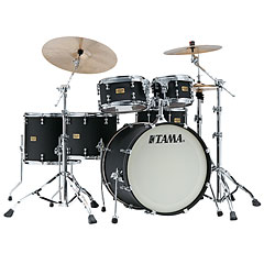 "Tama S.L.P. 22"" Flat Black Dynamic Kapur 5 Pcs. Shell Set « Batterie acoustique"