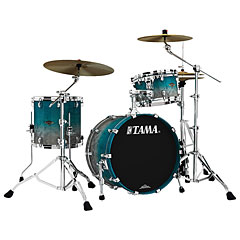 "Tama Starclassic Walnut/Birch 3 Pcs. Satin Sapphire Fade 20"" Shell Set « Schlagzeug"