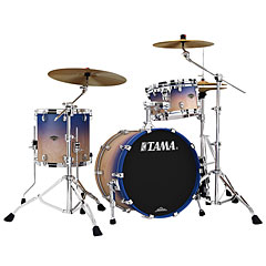 "Tama Starclassic Walnut/Birch 3 Pcs. Satin Purple Atmosphere Fade 20"" Shell Set « Batería"