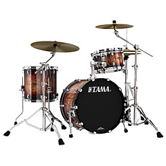 "Tama Starclassic Walnut/Birch 3 Pcs. Molten Brown Burst 20"" Shell Set « Batería"