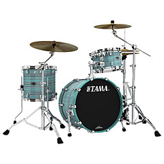 "Tama Starclassic Walnut/Birch 3 Pcs. Lacquer Arctic Blue Oyster 20"" Shell Set « Schlagzeug"