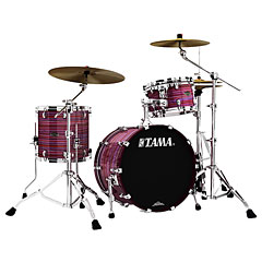 "Tama Starclassic Walnut/Birch 3 Pcs. Lacquer Phantasm Oyster 20"" Shell Set « Batería"