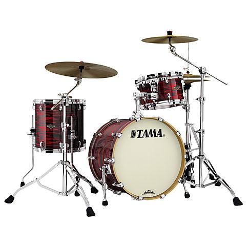 """Schlagzeug Tama Starclassic Walnut/Birch 3 Pcs. Red Oyster 20"""" Shell Set"""