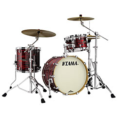 "Tama Starclassic Walnut/Birch 3 Pcs. Red Oyster 20"" Shell Set « Schlagzeug"