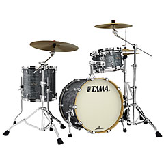 "Tama Starclassic Walnut/Birch 3 Pcs. Charcoal Onyx 20"" Shell Set « Drumstel"