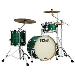 "Tama Starclassic Walnut/Birch 3 Pcs. Jade Silk 20"" Shell Set « Schlagzeug"