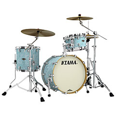 Tama Starclassic Walnut/Birch 3pc Ice Blue Pearl « Batería
