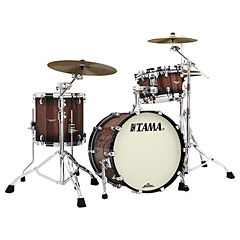 "Tama Starclassic Maple 20"" Tobacco Sunburst Movingui Shell Set « Batterie acoustique"