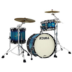 "Tama Starclassic Maple 20"" Molten Electric Blue Burst « Batterie acoustique"