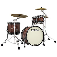 "Tama Starclassic Maple Tobacco Sunburst Movingui 20"" Shell Set « Batterie acoustique"