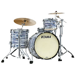 "Tama Starclassic Maple Blue & White Oyster 22"" Shell Set « Batterie acoustique"
