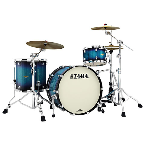 "Batería Tama Starclassic Maple 22"" Molten Electric Blue Burst Shell Set"