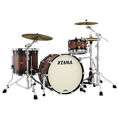 "Tama Starclassic Maple 22"" Tobacco Sunburst Movingui 3 Pcs. Shell Set « Batería"