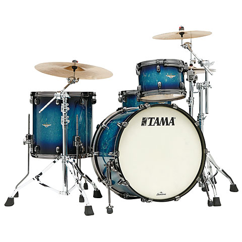 "Batería Tama Starclassic Maple Molten Electric Blue Burst 22"""