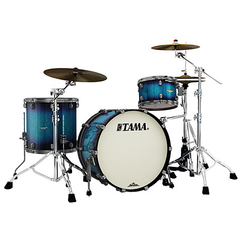 "Batería Tama Starclassic Maple 22"" Molten Electric Blue Burst 3 Pcs. Shell Set"