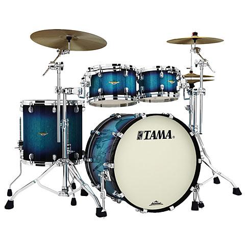 "Batería Tama Starclassic Maple 22"" 4 Pcs. Molten Electric Blue Burst Shell Set"