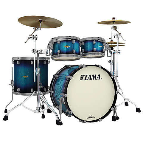 "Batería Tama Starclassic Maple 22"" Molten Electric Blue Burst"