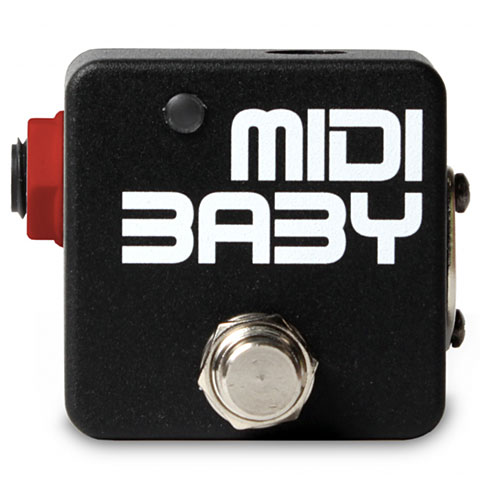 Footcontroller Disaster Area Designs MIDI Baby
