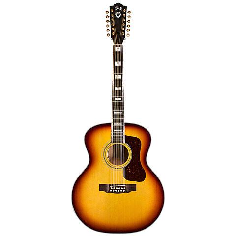 Acoustic Guitar Guild F-512 Maple ATB