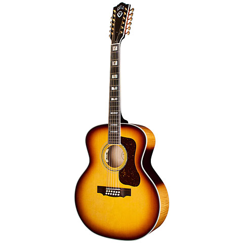 Acoustic Guitar Guild F-512E Maple ATB