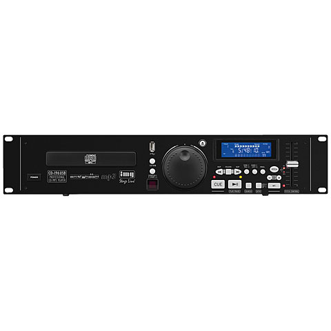 Reproductor CD IMG Stageline CD-196USB