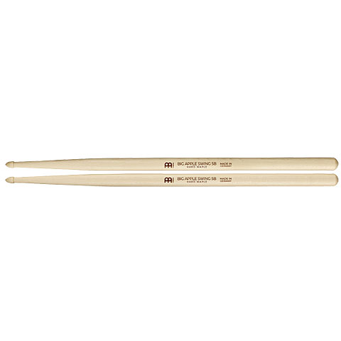 Baguette batterie Meinl Big Apple Swing 5B Hard Maple Drumstick