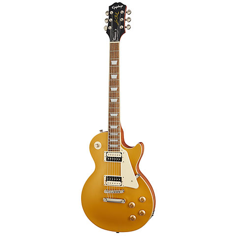 Epiphone Les Paul Classic Worn Metallic Gold « Guitarra eléctrica