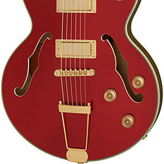 Epiphone Uptown Kat ES Ruby Red Metallic