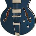 Guitare électrique Epiphone Uptown Kat ES Sapphire Blue Metallic