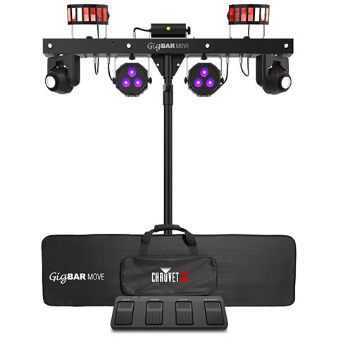 Light-Set Chauvet DJ GigBAR Move