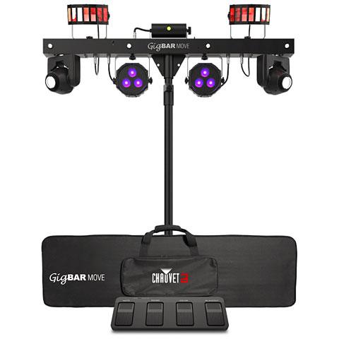 Lichtanlage Chauvet DJ GigBAR Move